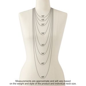 Miadora 14k Rose Gold 1/3-ct T.W. Round-Cut Diamond Necklace