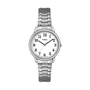 Timex Women's Easy Reader Stainless Steel Expansion Watch - TW2P78500JT