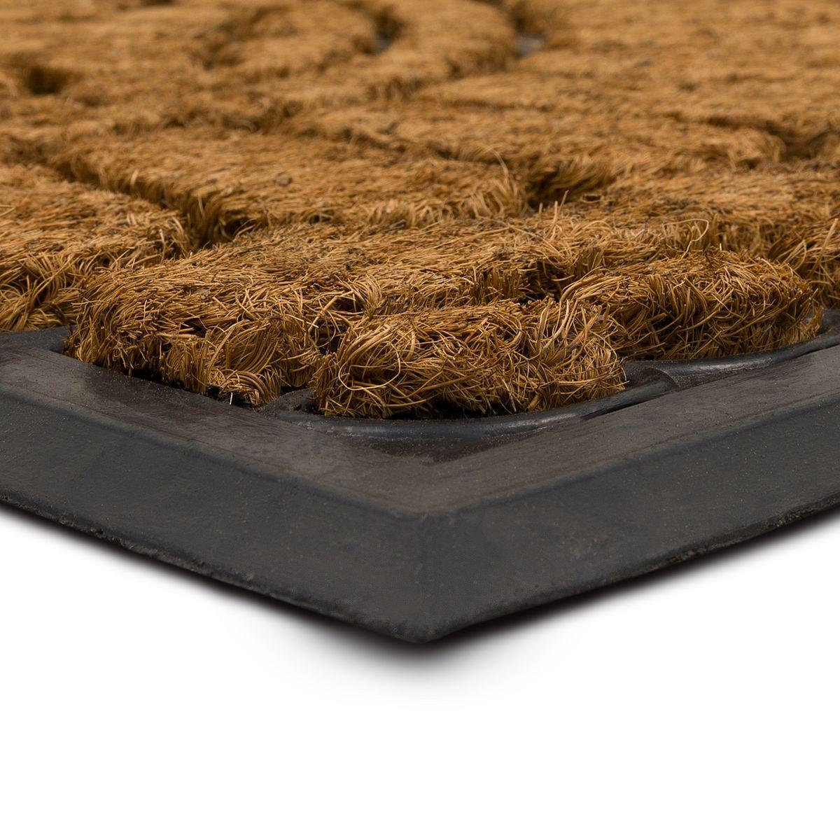 Mohawk Home Rope Slice Doormat 5Rrj8