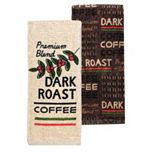 Food Network? Dark Roast Coffee Kitchen Towel 2-pk.