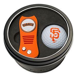 Team Golf San Francisco Giants Switchfix Divot Tool & Golf Ball Set