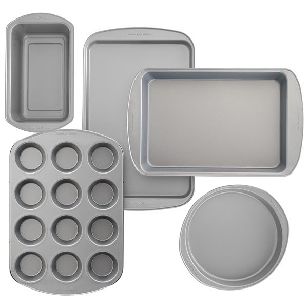 Food Network™ 5-pc. Nonstick Essential Bakeware Set- ONLY .99!!!!