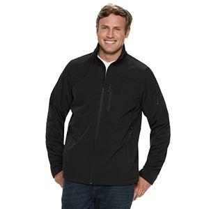 Big & Tall ZeroXposur Rocker Softshell Jacket