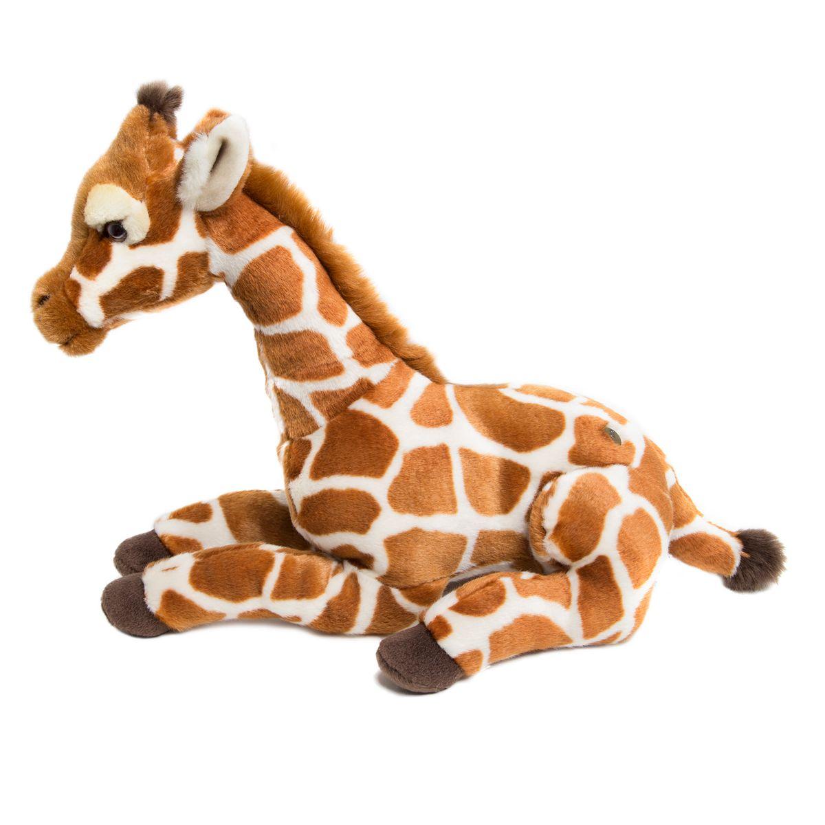 FAO Schwarz 12-inch Calf Giraffe Toy Plush- .49!