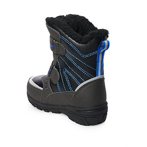 totes Tommy Toddler Boys' Winter Boots