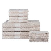 Deals on The Big One 12-piece Bath Towel Value Pack