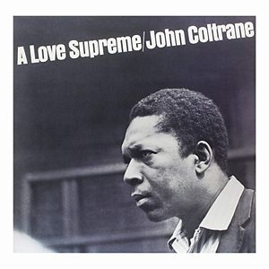 John Coltrane - Love Supreme Vinyl Record