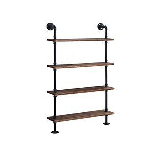 Anacortes Four Shelf Piping
