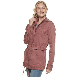 Women's SONOMA Goods for Life® Long Utility Jacket