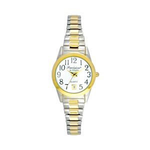 Precision by Gruen Women's Two Tone Expansion Watch