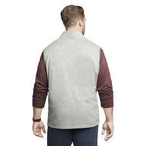 Big & Tall IZOD Sportswear Classic-Fit Colorblock Stretch Vest