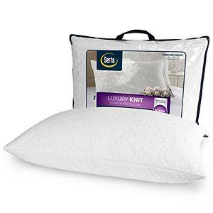 Serta Luxury Knit Pillow