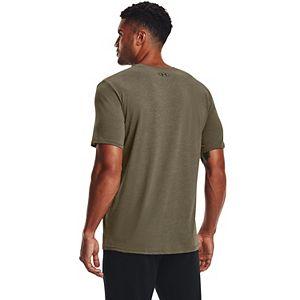 Big & Tall Under Armour Sportstyle Short Sleeve Shirt