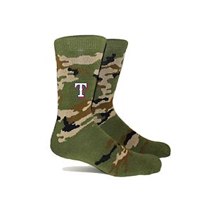 Texas Rangers Decoy Socks