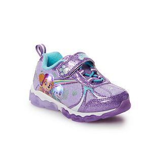 Paw Patrol Skye & Everest Toddler Girls' Light Up Shoes