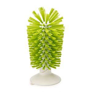 Joseph Joseph Brush-Up In-Sink Brush - Green