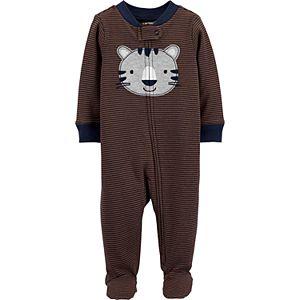 Baby Boy Carter's Tiger 2-Way Zip Sleep & Play