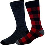 Men's Croft & Barrow® Sweater Crew Socks