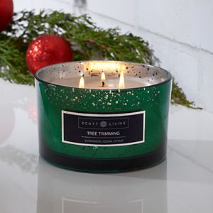 Scott Living Tree Trimming 16-oz. Wax Candle