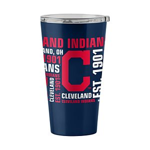 Cleveland Indians Stainless Steel Spirit Ultra Pint