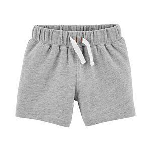 Baby Boy Carter's Beach Bodysuit, Striped Tee & Shorts Set