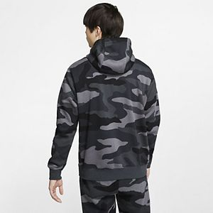 Men's Nike Sportswear Club Camo Pullover Hoodie