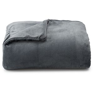 Brookstone Calming Weighted Throw Blanket