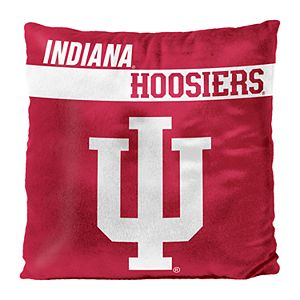 Indiana Hoosiers Decorative Throw Pillow