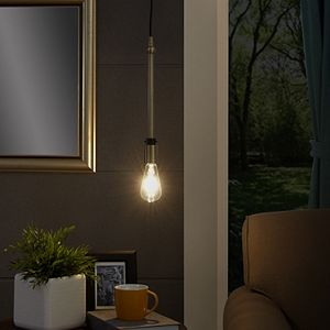 Southern Enterprises Debora Slim Pendant Lamp
