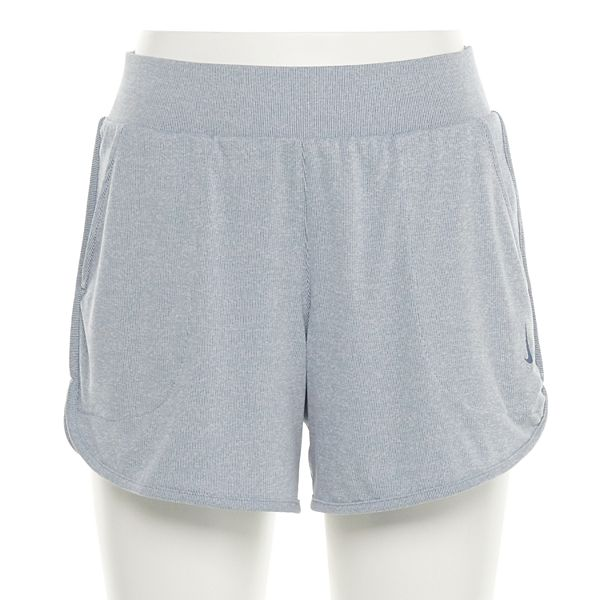 Women S Nike Ribbed Yoga Shorts