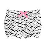 Baby Girl Jumping Beans® Paper-Bag Waist Bubble Shorts