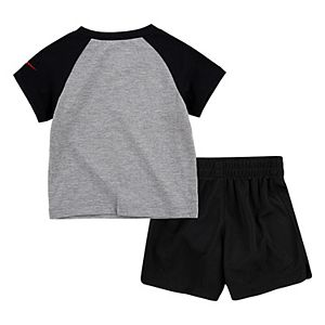 "Baby Boy Nike ""All Me All Day"" Tee & Shorts Set"