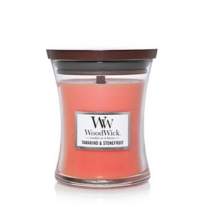 WoodWick Tamarind & Stonefruit Medium Hourglass Candle
