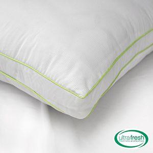 SensorPEDIC 2-pack Ultra-Fresh Luxury Gusseted Fiber Pillow