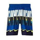 "Boys 8-20 Nike Clash Breaker 8"" Volley Swim Shorts"