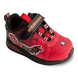 Marvel Spider-Man Toddler Kids' Light Up Shoes