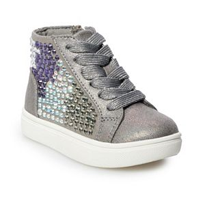 Jumping Beans Magnetic Toddler Girls' High Top Shoes