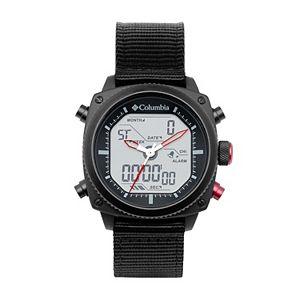 Columbia Men's Ridge Runner Analog-Digital Strap Watch