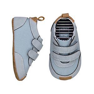 Baby Boy Carter's Blue Sneaker Crib Shoes