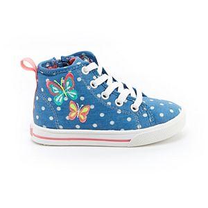Carter's Ginger Toddler Girl's High-Top Sneakers