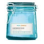 Real Simple Lavender Field 7-oz. Candle Jar