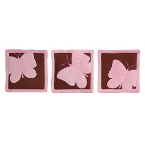 Tadpoles Butterfly Wall Hangings Set